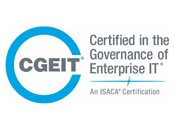 Information Security | Certified in the Governance of Enterprise IT | CGEIT