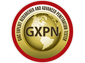 Information Security | GIAC Expert Researcher and Advanced Penetration Tester | GXPN