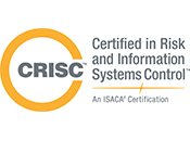 Information Security | Certified in Risk and Information Systems Control | CRISC