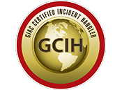 Information Security | GIAC Certified Incident Handler | GCIH
