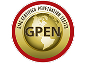 Test d'Intrusion | GIAC Certified Penetration Tester | GPEN