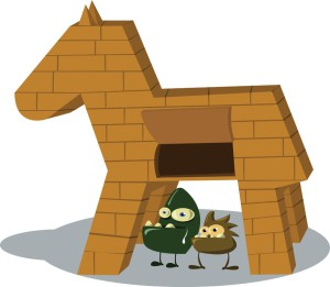 Banking Trojan - Trojan Horse