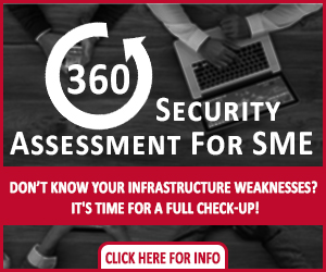 360 Security Assessment Ad